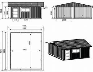 plan de garage gratuit garage double atelier plan 1 pi ce With plan de garage gratuit