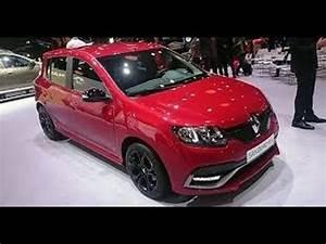 Renault Dacia Sandero : renault sandero rs esportivo youtube ~ Medecine-chirurgie-esthetiques.com Avis de Voitures