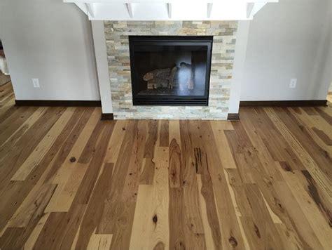 Hickory Hardwood Flooring  Boulder  Floor Crafters