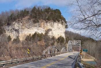 pikes peak bridge  waynesville missouri  james baughn