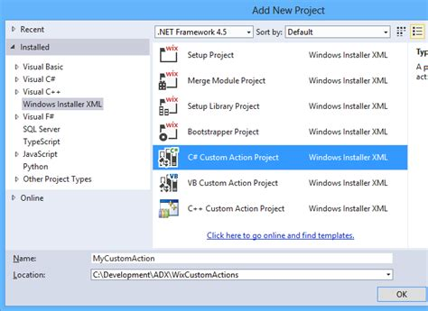 wix custom forms how to create wix custom actions