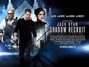 Dr Film: Review : Jack Ryan - Shadow Recruit