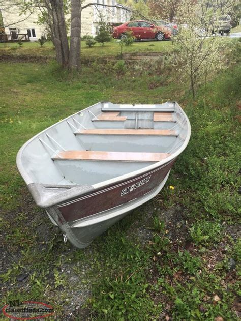 Aluminum Boats Nl Classifieds by 16 Lund Aluminum Boat Clarenville Newfoundland