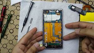 Sony Xperia Z1 Lcd Replacement How To Replace Digitizer