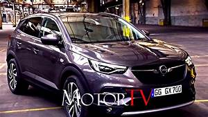 Opel Grand Land X : suv all new 2018 opel grandland x l features l clip youtube ~ Medecine-chirurgie-esthetiques.com Avis de Voitures