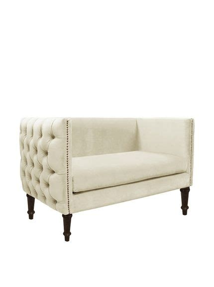 Button Tufted Chaise Settee by Pin By Angela Wisener On Decor Home Decor Settee