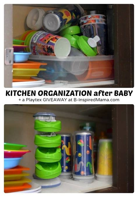 19+ Beaut Kitchen Organization For Baby