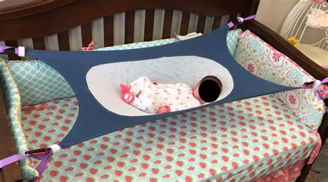 Hammock Baby Bed by Crescent Womb Baby Crib Hammock Review Not Recommended