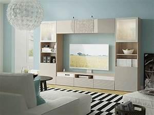 Meuble Tv Besta : best system tv wall ideas pinterest tv walls wall ~ Melissatoandfro.com Idées de Décoration