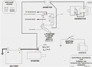 A Light Switch Wiring Diagram For Farmall Super A
