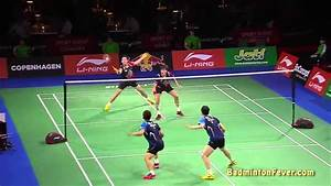 Badminton Highlights - 2014 World Championships - MD Finals - YouTube Badminton
