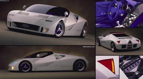 ford gt concept  pictures information specs
