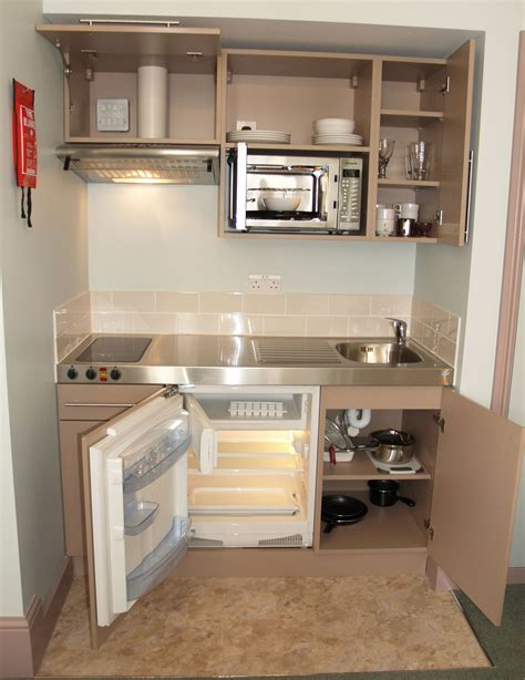 Kitchen Room Ideas by Project Bespoke Kitchenette In Hotel Room To Offer
