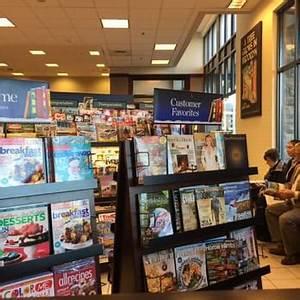Barnes & Noble Cafe - Cafes - 134 N Mall Entrance, Cape ...