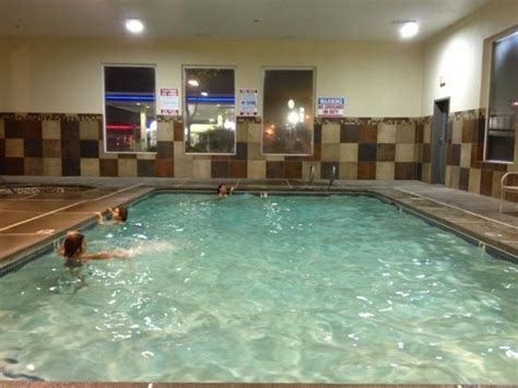 Indoor Pool & Hot Tub  Picture Of Super 8 Woodburn