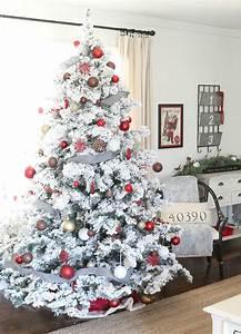 Farmhouse, Christmas, Home, Tour