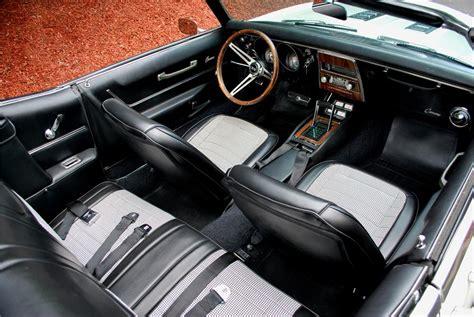 chevrolet camaro rsss custom convertible