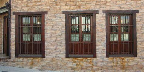 14 diseños de rejas para proteger tus ventanas con estilo