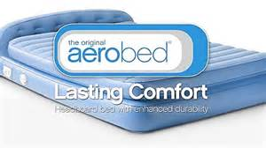aerobed queen airbed video gallery