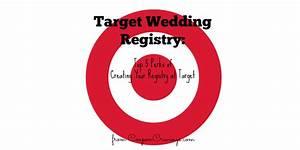 Top 5 Perks of a Target Wedding Registry