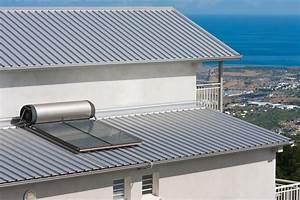 Prix Toiture 80m2 : toiture tole ondul e ma toiture ~ Melissatoandfro.com Idées de Décoration