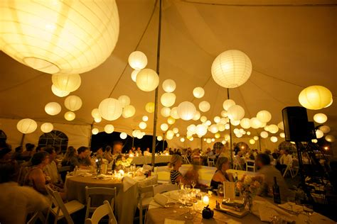 the tent with paper lanterns and led throwie lights my