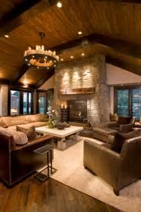 rustic livingroom 55 awe inspiring rustic living room design ideas