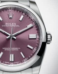 BaselWorld 2014: Rolex Oyster Perpetual 36mm & 31mm Collection