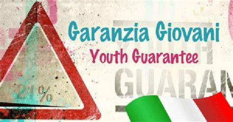 garanzia giovani formazione  orientamento  gli