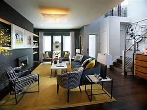 Creative painting ideas from hgtv green home and dream for Hgtv home designhome gym design ideas