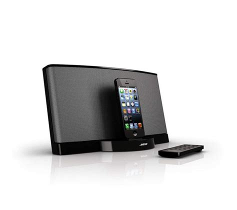 bose iphone dock bose sounddock 174 series iii speaker dock with apple