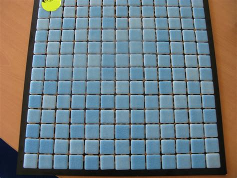 p 226 te de verre 2 5x2 5 couleur piscine 224 bords adoucis