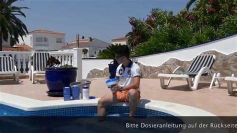 Pool Erstbefüllung Brunnenwasser  Schwimmbad Und Saunen