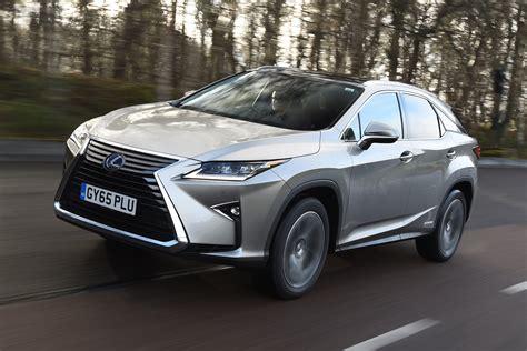 Lexus Rx 450h 2018 Review Auto Express