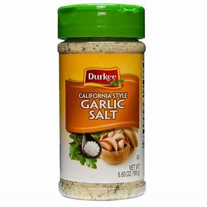 Garlic Salt California Durkee
