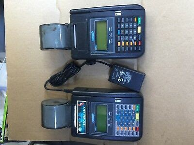 The visa chargeback reason codes system underwent a major overhaul in april 2018 as part of their new visa claims resolution (vcr) initiative. Lot of 2 Hypercom T7 Plus Credit Card Machine T7Plus   eBay