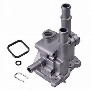 Aluminum Engine Cooling Thermostat Housing 96984103