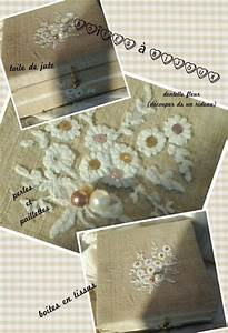 Rideau Toile De Jute : diy bo te bijoux en recouverte de toile de jute et dentelle d coup dans un rideau diy ~ Teatrodelosmanantiales.com Idées de Décoration