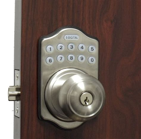 remote door lock lockey e digital keyless electronic lever door lock with