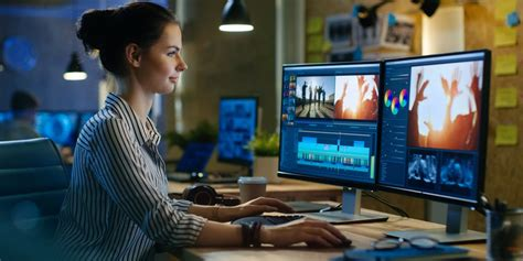 video editor   editing software compared