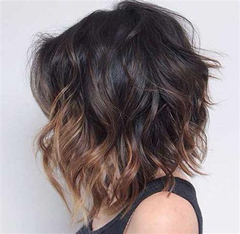Stilvolle Kurze Frisur Ideen mit Highlights   Neue Frisur Stil