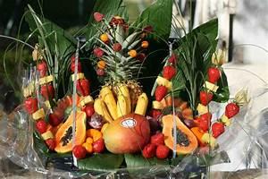 Panier A Fruit : top corbeille de fruits ou l gumes offrir bouquet si original maman sant ~ Teatrodelosmanantiales.com Idées de Décoration