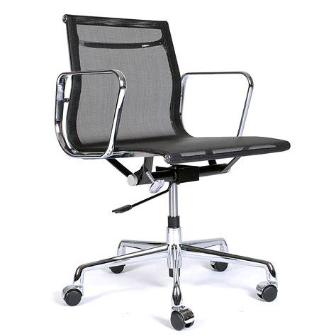 bureau eames fauteuil de bureau charles eames et charles eames