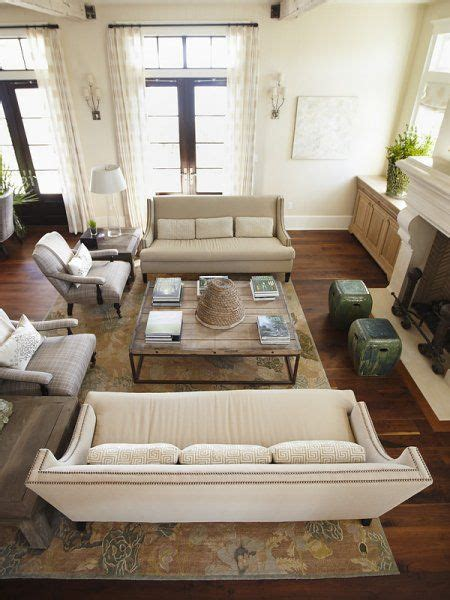 Large Living Room Furniture Arrangements by Why You Should Arrange Two Identical Sofas Opposite Of