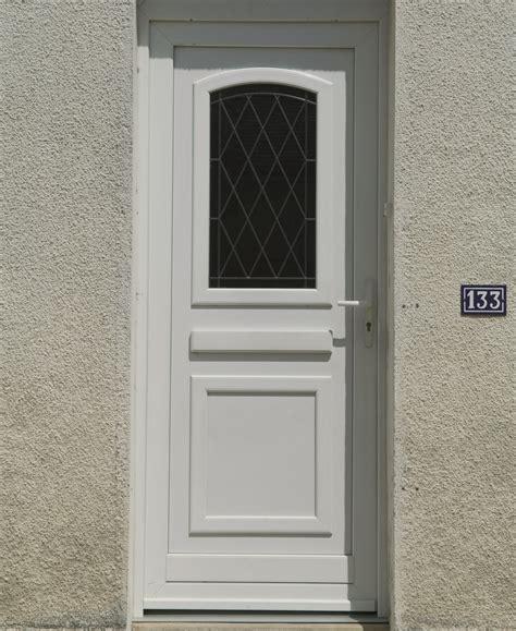 porte d entree vitree pvc achat de porte d entr 233 e vitr 233 e en pvc de couleur blanche 224