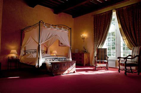chambre dans chateau seminaire chateau de razay céré la ronde indre et loire 37