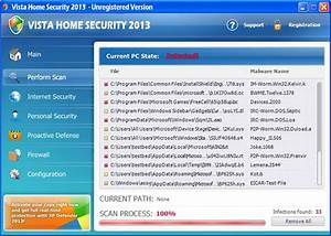 How To Remove Vista Home Security 2013 Virus   Manual