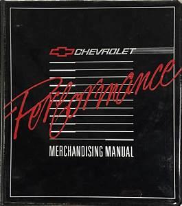 1986 Chevy Truck Repair Shop Manual Original Pickup Blazer