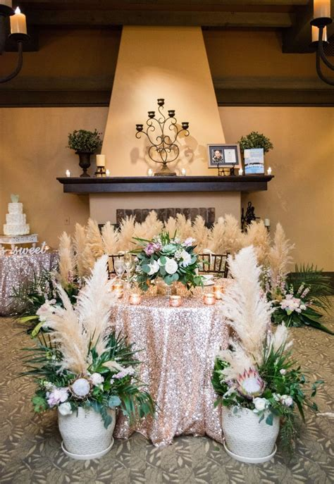 923 Best Sweetheart Table Ideas Images On Pinterest