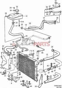 4395570  Saab Cap Coolant Expansion Tank